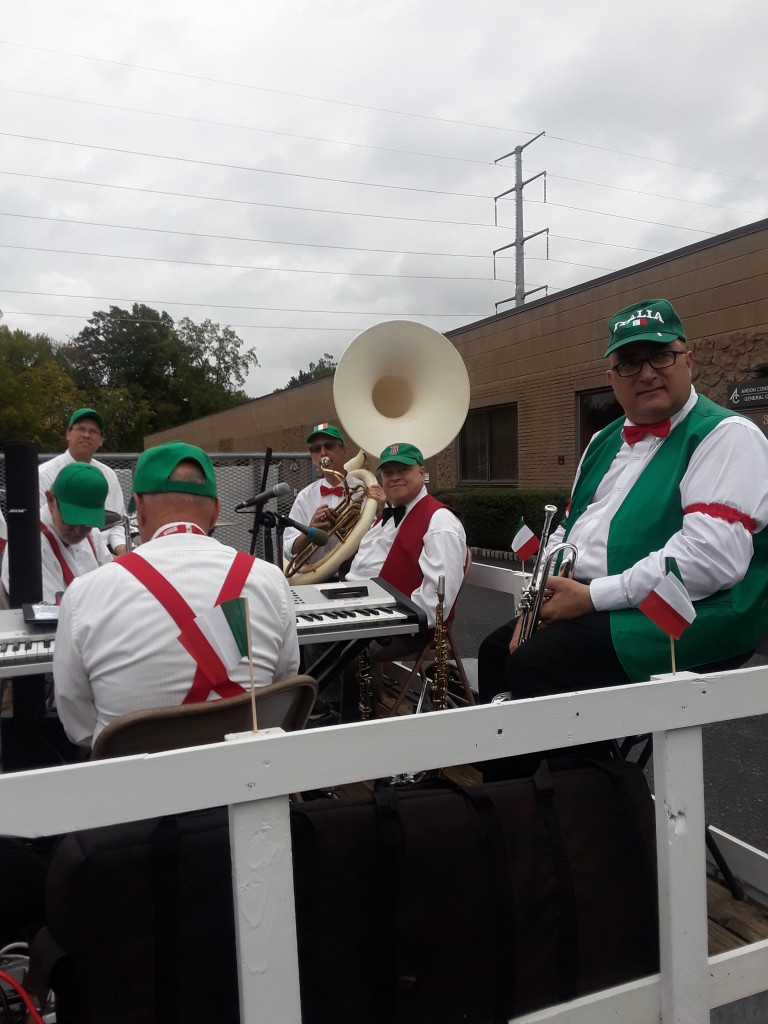Freedom Brass Columbus Day 2017