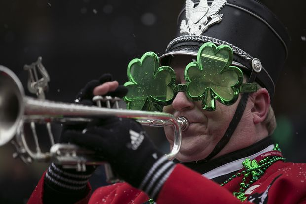 st pat trumpet